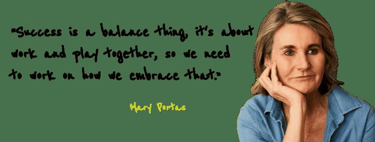 Mary Portas - THB