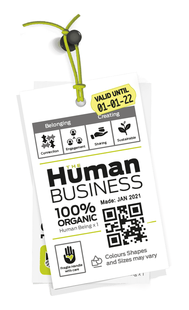 The Human Business Care Label